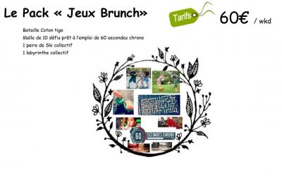 Deco brunch