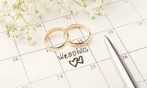 Planning mariage 1
